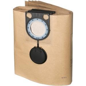 Бумажный фильтрующий мешок для ПУ-32/1200 (5 шт.), ИНТЕРСКОЛ, 4607033880706