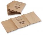 Пылесборники бумажные для пылесоса 5 шт 20 л, METABO, 631754000