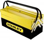 """Ящик для инструмента """"Expert Cantilever"""" с 5-тью раскладными секциями металлический, STANLEY, 1-94-738"""