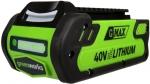 Аккумуляторная батарея G40B2, 40В 2Ач, Li-Ion, GREENWORKS, 29717
