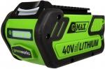 Аккумуляторная батарея G40B4, 40В 4Ач, Li-Ion, GREENWORKS, 29727