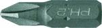 Бита CR-V, PH3 25 мм (2 шт в блистере), КОНТРФОРС, 128403